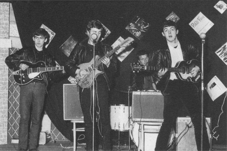I Beatles in concerto
