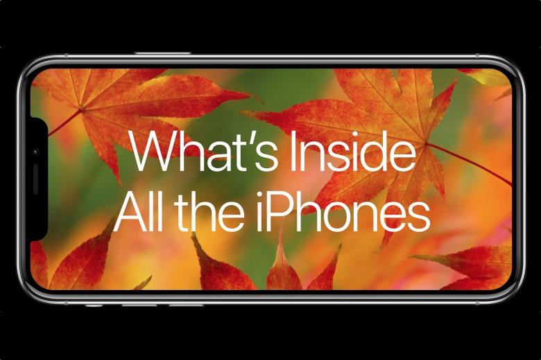 Meccanismi interni di un iPhone