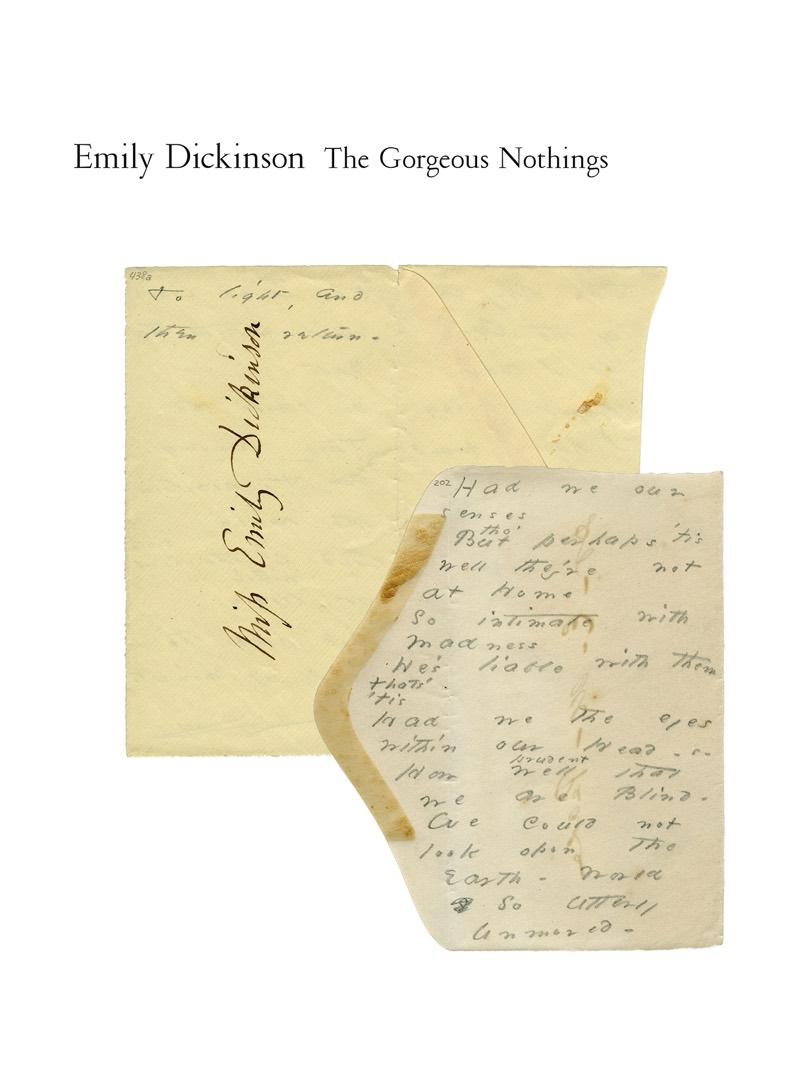 Emily Dickinson The Gorgeous Nothings, raccolta di poesie